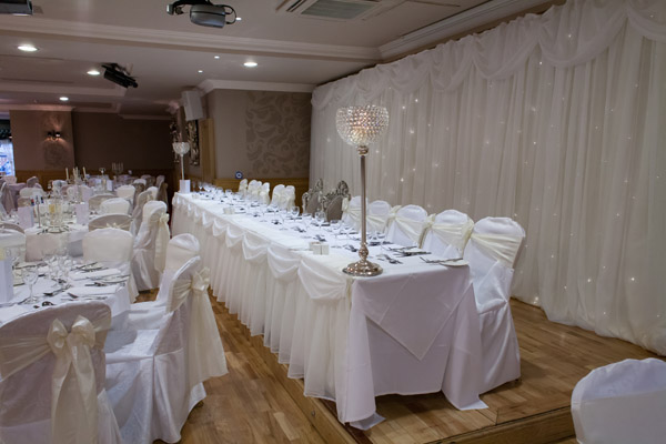 Accessories Inish Style Bow Wedding Chair Covers Inishowen