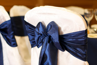 Chair Covers & Sashes, Weddings, Donegal